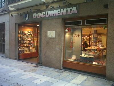 Documenta, una librería de la ciudad
